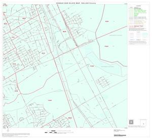 Primary view of 2000 Census County Block Map: Dallas County, Block 66