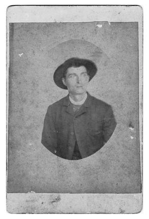 Primary view of object titled 'Young Man in Hat'.