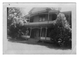 Primary view of object titled 'Dr. Phillip's Residence'.