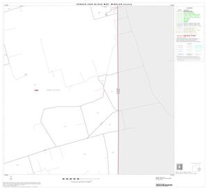 Primary view of object titled '2000 Census County Block Map: Winkler County, Block 11'.