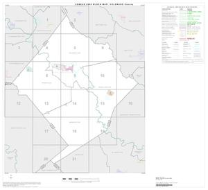 Primary view of object titled '2000 Census County Block Map: Colorado County, Index'.