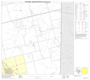 Primary view of object titled '2010 Census County Block Map: Scurry County, Block 12'.