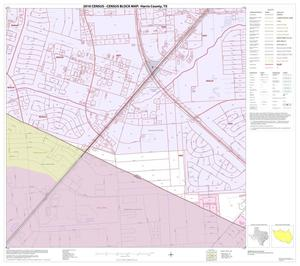 Primary view of object titled '2010 Census County Block Map: Harris County, Block 248'.