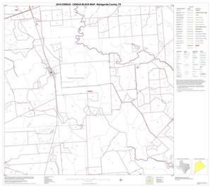 Primary view of object titled '2010 Census County Block Map: Matagorda County, Block 16'.