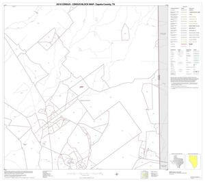 Primary view of object titled '2010 Census County Block Map: Zapata County, Block 8'.