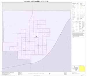 Primary view of object titled '2010 Census County Block Map: Knox County, Inset B01'.