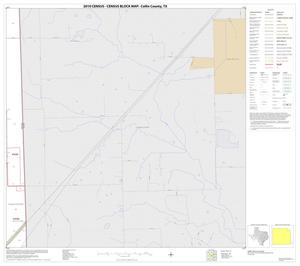 Primary view of object titled '2010 Census County Block Map: Collin County, Block 92'.