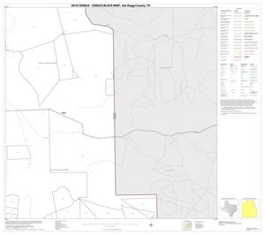 Primary view of object titled '2010 Census County Block Map: Jim Hogg County, Block 8'.