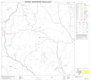 Primary view of object titled '2010 Census County Block Map: Gillespie County, Block 9'.