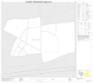 Primary view of object titled '2010 Census County Block Map: Gregg County, Inset D01'.