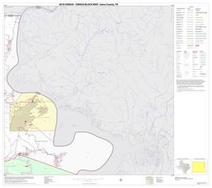 Primary view of object titled '2010 Census County Block Map: Llano County, Block 5'.