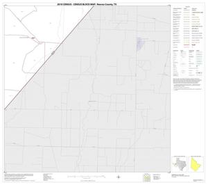Primary view of object titled '2010 Census County Block Map: Reeves County, Block 35'.