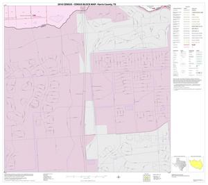 Primary view of object titled '2010 Census County Block Map: Harris County, Block 276'.