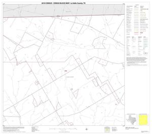 Primary view of object titled '2010 Census County Block Map: La Salle County, Block 2'.