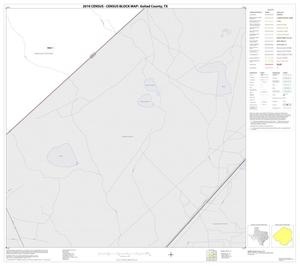 Primary view of object titled '2010 Census County Block Map: Goliad County, Block 15'.