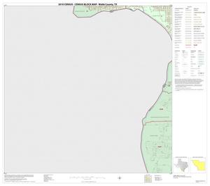 Primary view of object titled '2010 Census County Block Map: Webb County, Inset C05'.