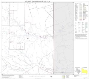 Primary view of object titled '2010 Census County Block Map: Foard County, Block 10'.