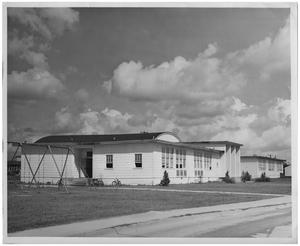 Primary view of object titled '[Tilley School in Riverside]'.