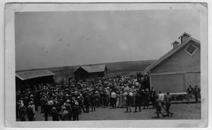 [Denton Experimental Station Barbeque, 1927]