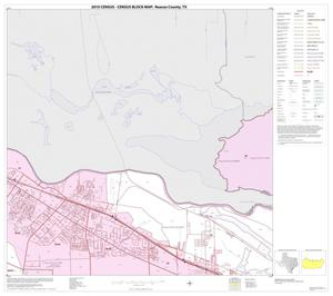 Primary view of object titled '2010 Census County Block Map: Nueces County, Block 7'.