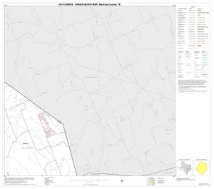 Primary view of object titled '2010 Census County Block Map: Bastrop County, Block 8'.