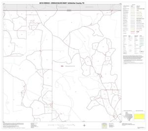 Primary view of object titled '2010 Census County Block Map: Schleicher County, Block 5'.