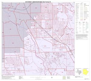 Primary view of object titled '2010 Census County Block Map: Bexar County, Block 43'.