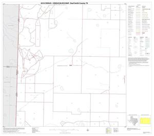 Primary view of object titled '2010 Census County Block Map: Deaf Smith County, Block 5'.