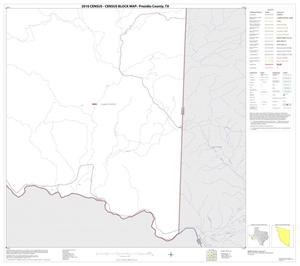 Primary view of object titled '2010 Census County Block Map: Presidio County, Block 69'.