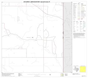 Primary view of object titled '2010 Census County Block Map: Lipscomb County, Block 8'.