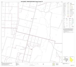 Primary view of object titled '2010 Census County Block Map: Reeves County, Block 32'.