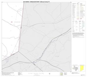 Primary view of object titled '2010 Census County Block Map: Culberson County, Block 42'.
