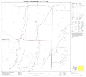 Primary view of object titled '2010 Census County Block Map: Denton County, Block 29'.