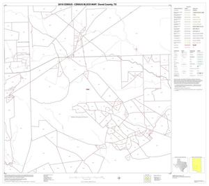 Primary view of object titled '2010 Census County Block Map: Duval County, Block 14'.
