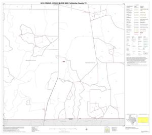 Primary view of object titled '2010 Census County Block Map: Schleicher County, Block 15'.