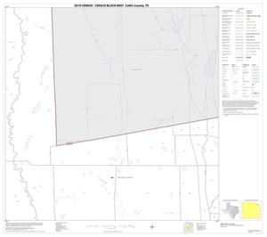 Primary view of object titled '2010 Census County Block Map: Collin County, Block 18'.