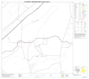 Primary view of object titled '2010 Census County Block Map: Reeves County, Block 30'.