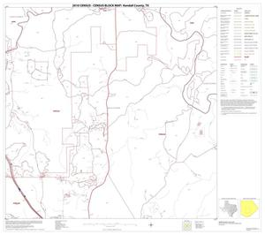 Primary view of object titled '2010 Census County Block Map: Kendall County, Block 9'.