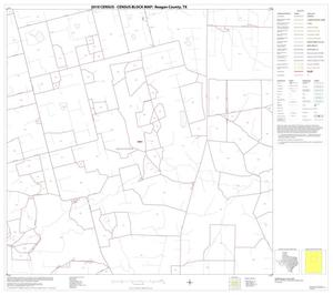 Primary view of object titled '2010 Census County Block Map: Reagan County, Block 5'.