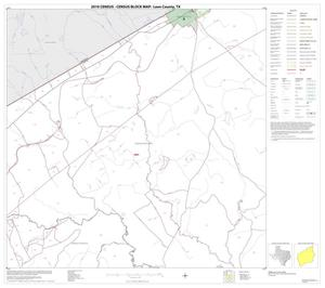 Primary view of object titled '2010 Census County Block Map: Leon County, Block 5'.