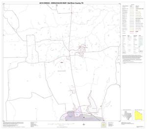 Primary view of object titled '2010 Census County Block Map: Red River County, Block 16'.