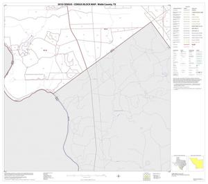 Primary view of object titled '2010 Census County Block Map: Webb County, Block 54'.