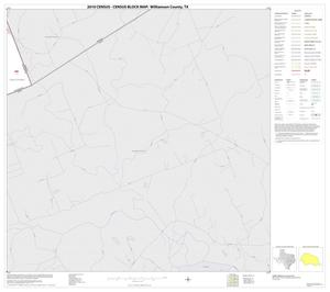 Primary view of object titled '2010 Census County Block Map: Williamson County, Block 47'.