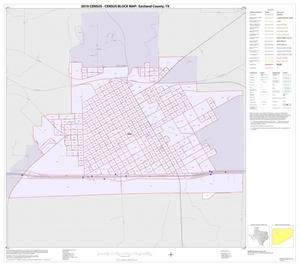 Primary view of object titled '2010 Census County Block Map: Eastland County, Inset C01'.