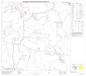 Primary view of object titled '2010 Census County Block Map: Freestone County, Block 10'.