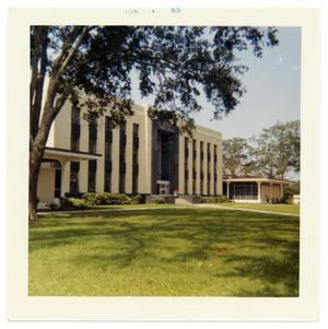 Primary view of object titled '[Orange County Courthouse]'.
