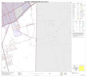Primary view of object titled '2010 Census County Block Map: Ector County, Block 12'.
