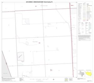 Primary view of object titled '2010 Census County Block Map: Harris County, Block 146'.