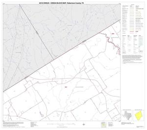 Primary view of object titled '2010 Census County Block Map: Robertson County, Block 4'.