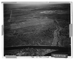 Primary view of object titled '[Aerial view of Orange]'.